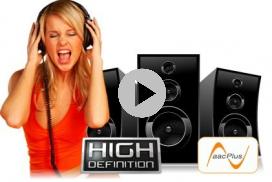 Poslušaj Testni Obala Radio v AAC+ formatu 64 Kbps